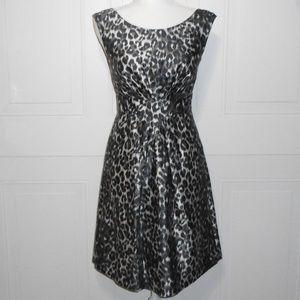 Kate Spade Deanna Leopard Print Dress